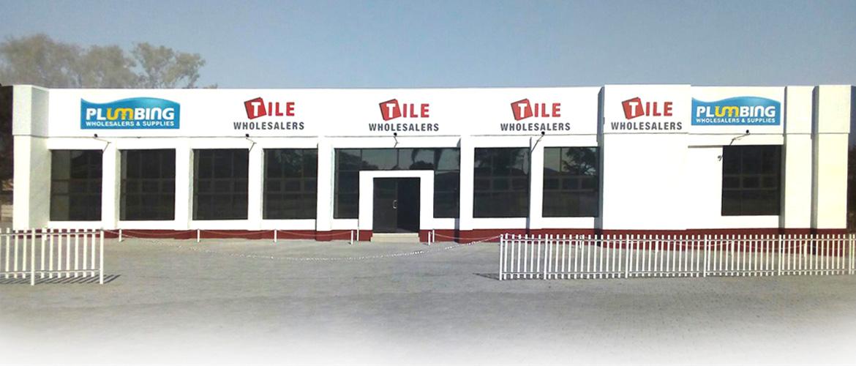 Tile Wholesalers Showroom Masvingo