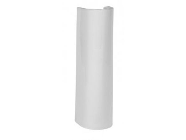 Shortland Pedestal White