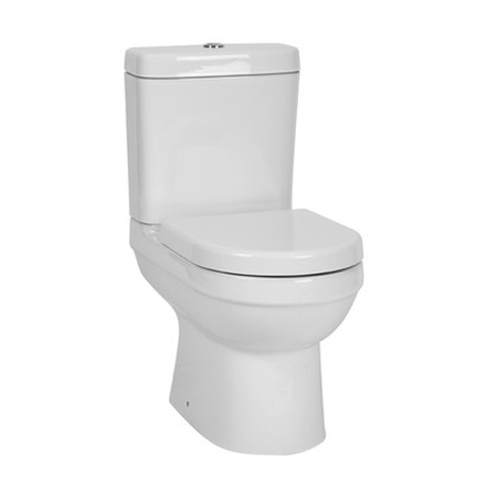 Shortland Toilet Suite White